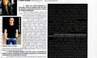 Entrevista Anderson Cassimiro - Revista TeóVip - Dezembro 2014
