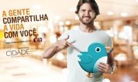 Campanha Compartilhe - Shopping Cidade - 2012 - Luciano Costa - Back Lights