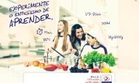 Campanha Rede Escolas Salesianas - Cozinha