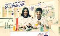 Campanha Rede Escolas Salesianas - Laboratorio