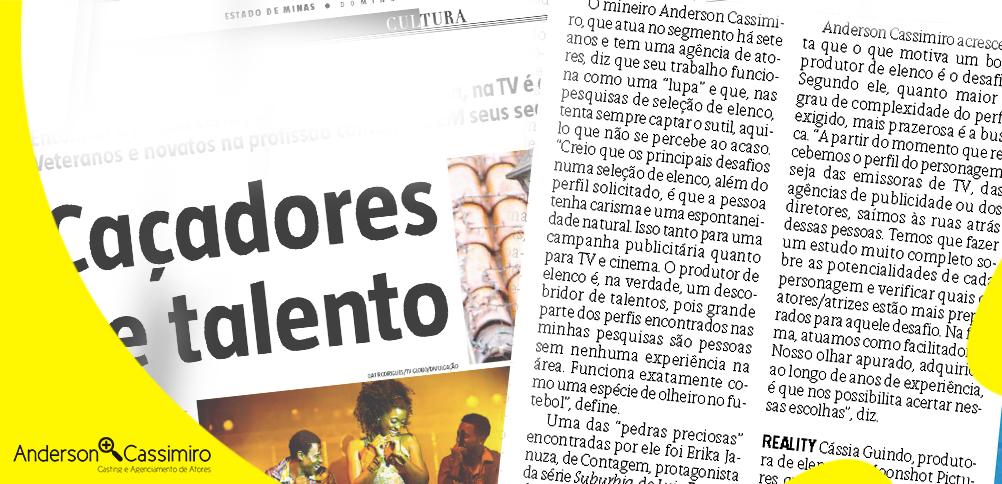 Jornal Estado de Minas 05/02/2017