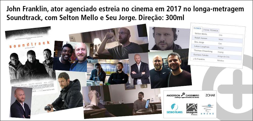 LONGA METRAGEM  SOUNDTRACK - SELTON MELLO E SEU JORGE